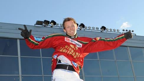 imagekarl Inför V86: Tommy Karlstedt siktar uppåt