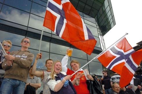 norska travfans olympiatravet