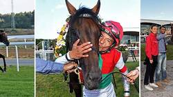 – Den här hästen är helt fantastisk 1