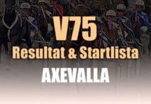 V75 Resultat Axevalla