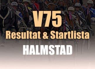 V75 Resultat Halmstad
