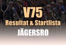V75 Resultat Jägersro