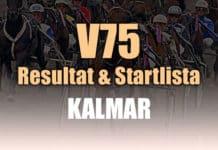 V75 Resultat Kalmar