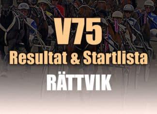 Resultat Startlista V75 Rättvik