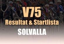V75 Resultat Solvalla