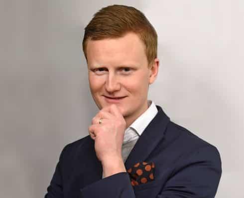 Patrik Fernlund inför Grand Slam 75