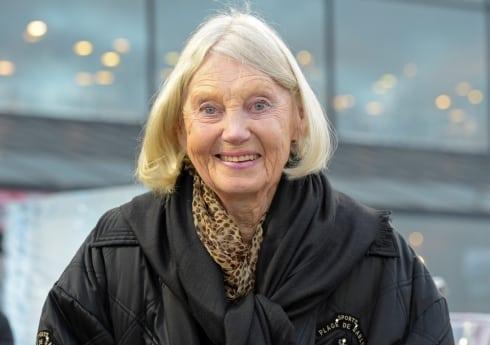 Svensk travsports grand old lady