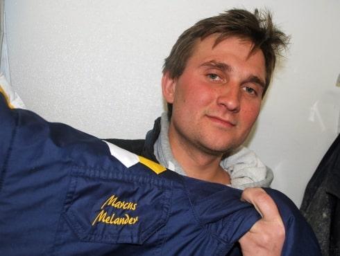 Marcus M Melander om startraketen Dupree
