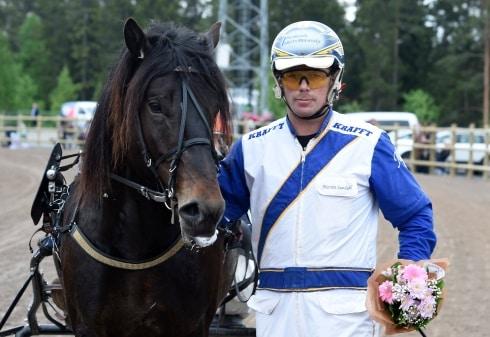 Martin Lundahl är redo för sitt livs travlopp