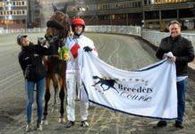André Eklundh fick handplocka sin häst