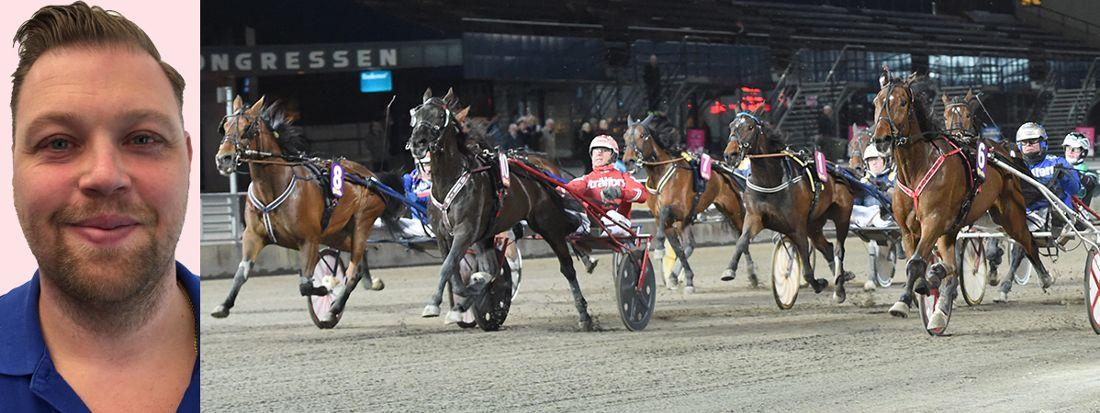 Sportbladets travexpert Martin Berg.