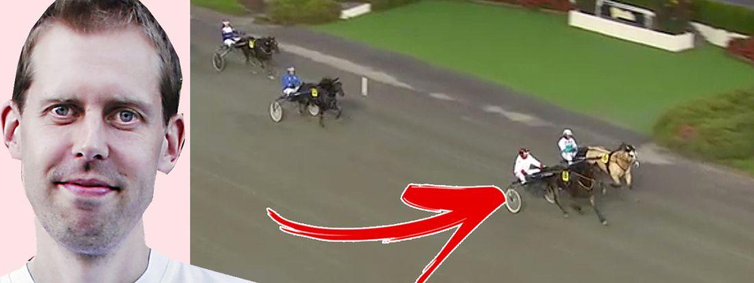 Sportbladets travexpert Per Nicklasson tar med Arragon på kupongen.