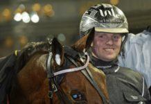 Solvallatränaren Mattias Djuse tar för sig allt mer