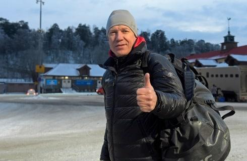 Örjan Kihlström tror på en hyfsad chans att vinna Prix d'Amerique