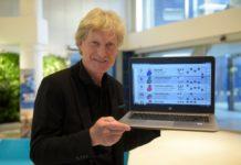 ATG:s varumärkeschef Nils Ekmark presenterar de nya startlistorna
