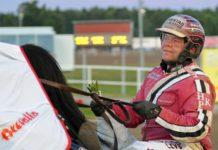 Håkan K Persson skadades på tisdagen
