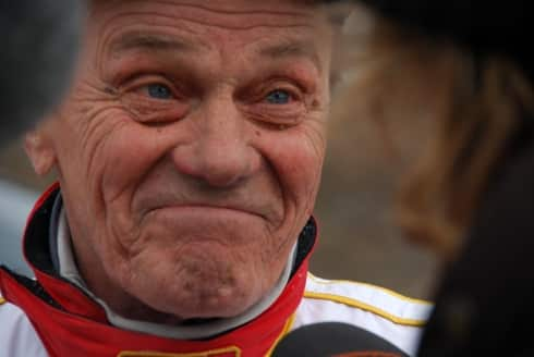 Jan Norberg ådrog sig två frakturer
