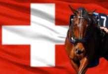 andra travaren sedan 1952 som tävlar under schweizisk flagg