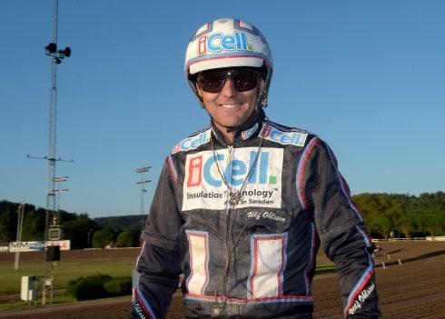 Ulf Ohlsson vann 14 lopp förra veckan