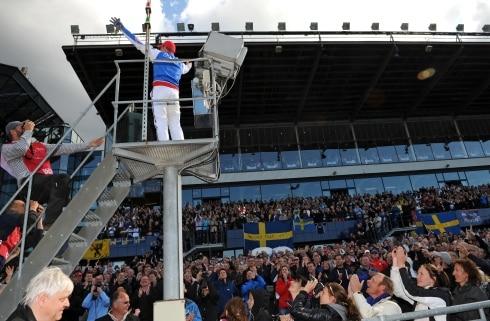 Joakim Lövgren inför Sweden Cup