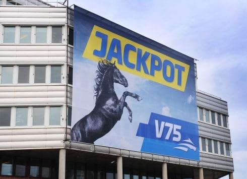 V75 Nytt - Jackpot på fem rätt igen 1