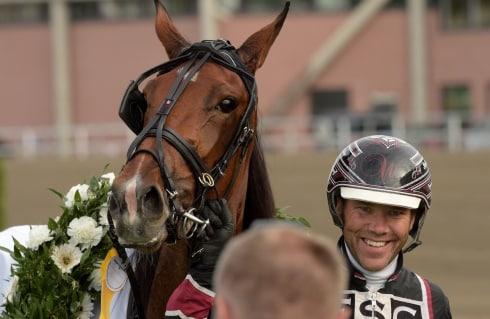 Inför V75 Kalmar - Stefan Persson är uppåt