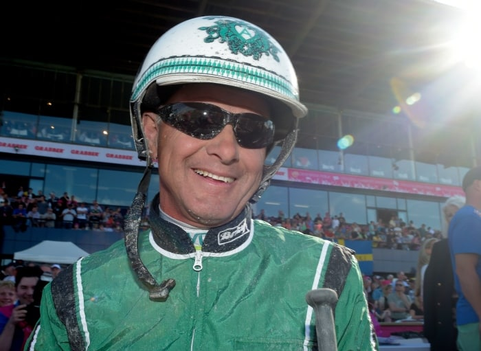 Åke Svanstedt firar stora framgångar i USA