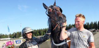 Inför V86 - Oskar Kylin Blom har succéstartat
