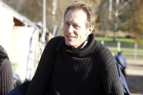 Ove A Lindqvist kan bli borta länge