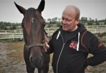 Ingen häst betyder mer för Petri Salmela