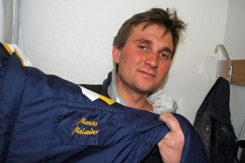 succé för komettränaren Marcus Melander