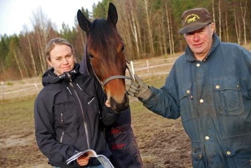 Startar tre hästar inom V75