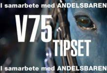 v75 tips andelsbaren