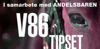v86 tipset andelsbaren