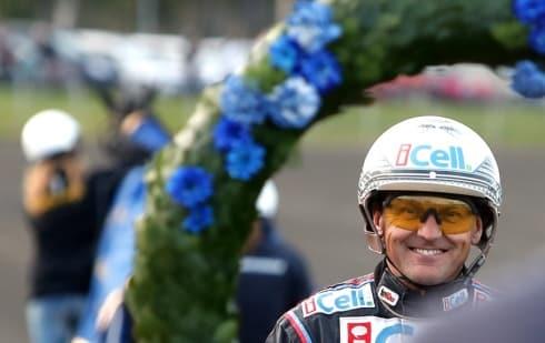Ulf Ohlsson blev återigen allsvensk kuskchampion