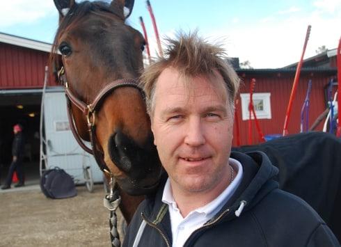 Markus Pihlström inför V75 Bergsåker