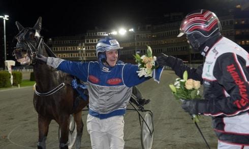 Samu Sundqvist inför V75 Boden