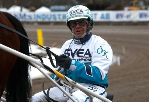 Örjan Kihlström har fortsatta problem med sin rygg