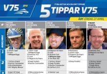 Fem tippar V75 till Åby Lördag 27 april 2019