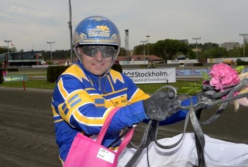 Ulf Ohlsson leder Kusk-VM