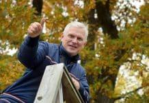 Jim Oscarsson har köpt anrika gården Blädingeås