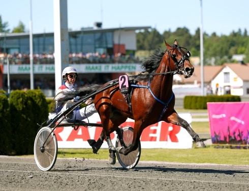 Norsk topphäst flyttas till Sverige