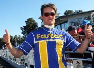 Oscar Berglund är uppåt