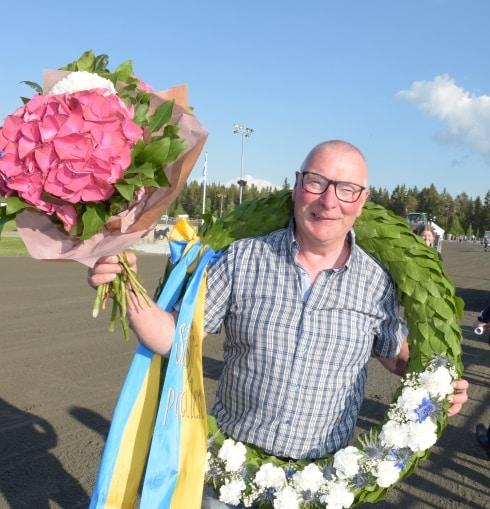 Efter 50 år i sulkyn fick Hans-Owe Sundberg nog
