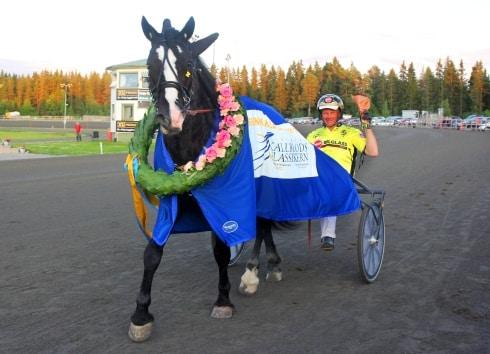 V86 resultat och eftersnack Östersund 24 juli 2019