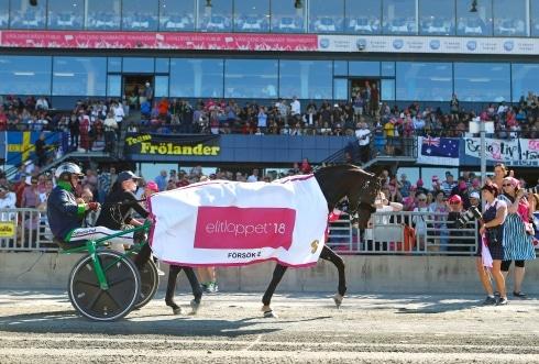 Ytterligare fyra hästar är klara för Hugo Åbergs Memorial