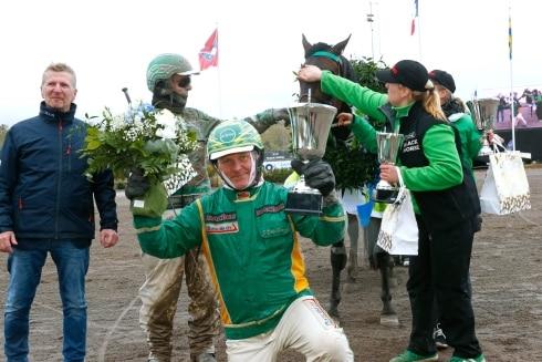 Tränaren mycket nöjd med finska segermaskinen
