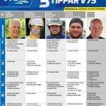 Fem tippar V75 till Solvalla Lördag 28 september 2019