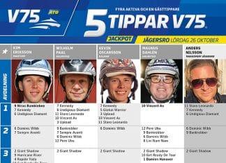 5-tippar-v75-jägersro-26-oktober-2019