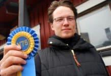 Blir det någon V75-seger för Oscar Berglund på lördag?